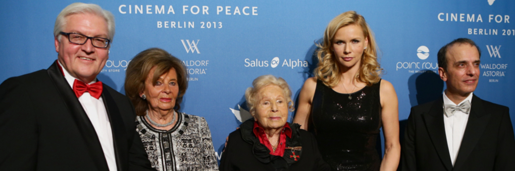 Cinema for Peace Gala 2013